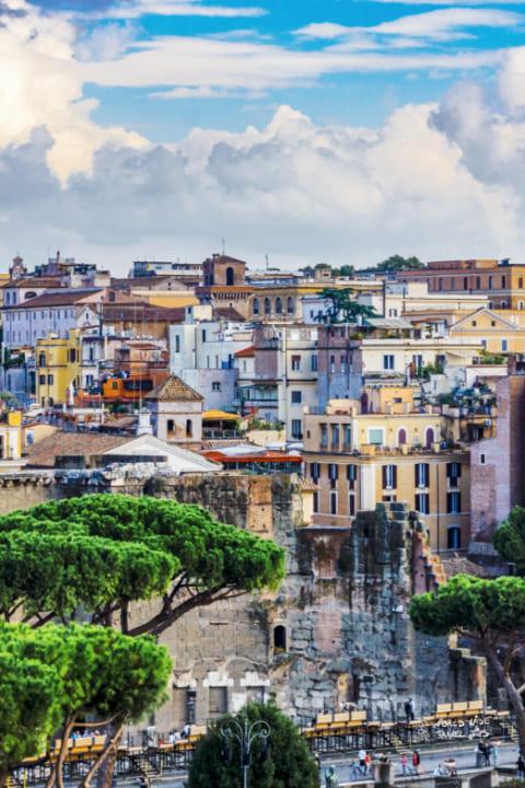 Rome Roma Italy cities in Italy list