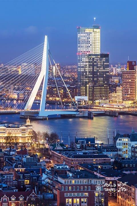 Rotterdam Netherlands best cities Holland