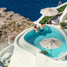 Santorini Greece best greek islands for honeymoon