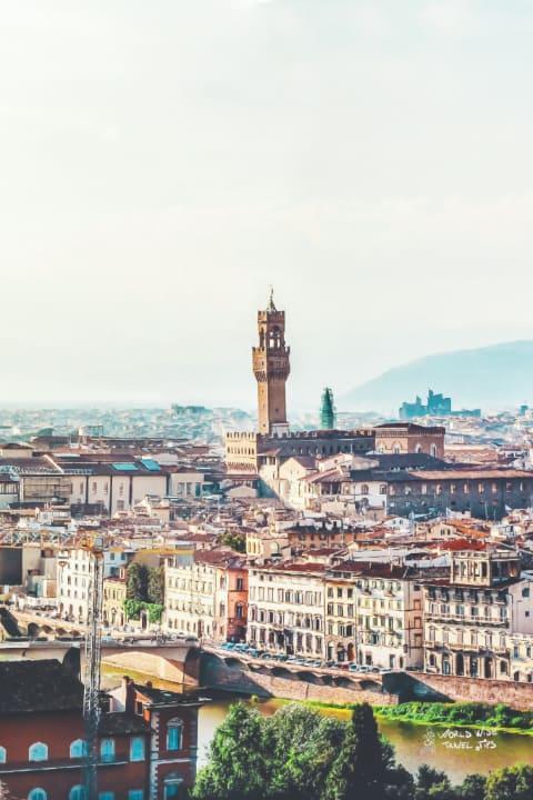 Tuscany Florence Italy City