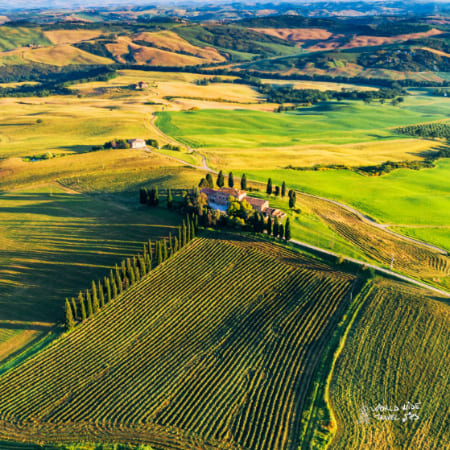 Tuscany best places to visit Italy Green Hills