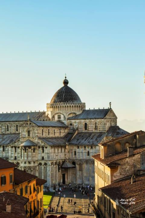Tuscany Pisa top cities in Italy