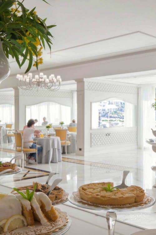 VOI Grand Hotel Mazzaro Sea Palace Sicily Restaurant