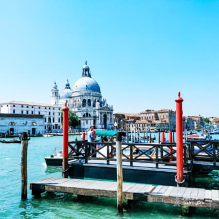 Venice Italy Grand Canal cities north east Italy