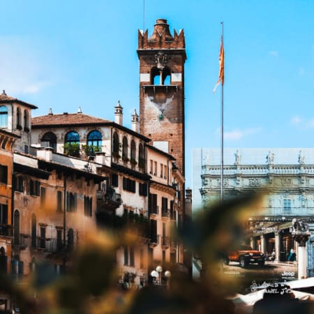 Verona Italy Piazza Erbe Italy cities list