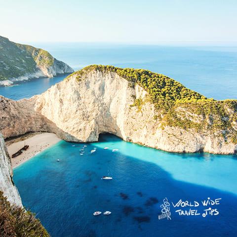 Zakynthos Blue Cave Greece Greek Islands for couples