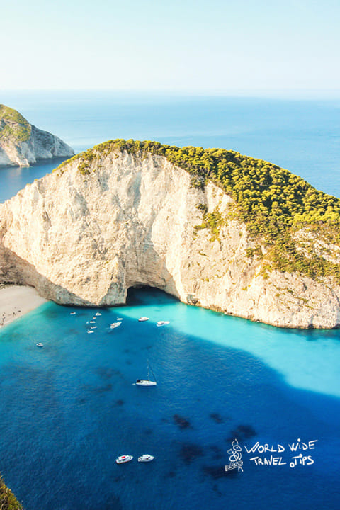 Zakynthos Blue Cave Greece Greek Islands for couples