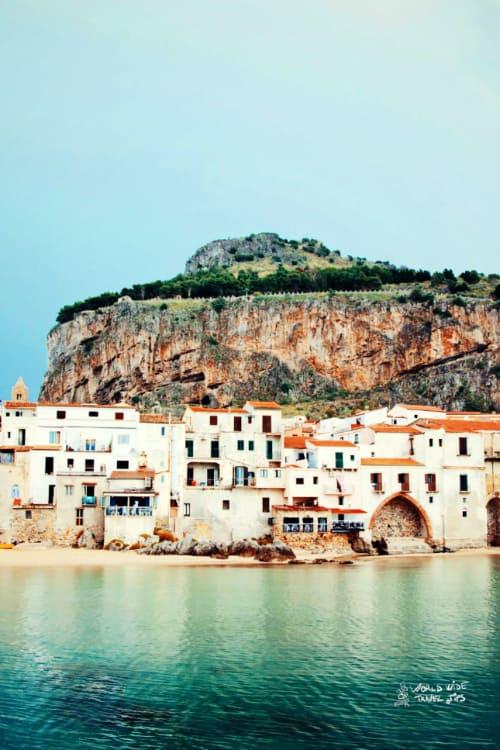 Cefalu best beaches Sicily