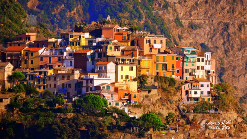 Corniglia Cinque Terre weather