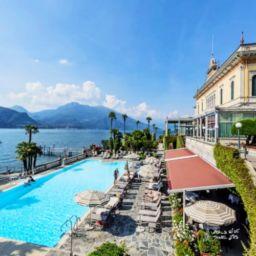 Milan to Lake Como train