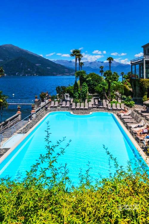 LAKE COMO GRAND HOTEL VILLA SERBELLONI