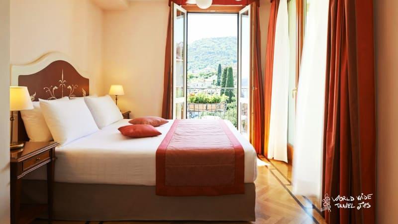 Hotel Belvedere Lake Como Hotel Room