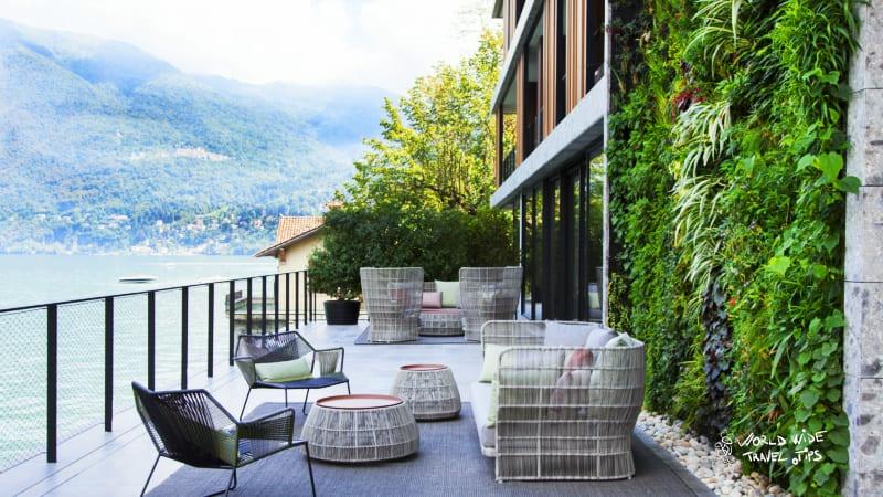 Lake Como Hotel Il Sereno Lago di Como