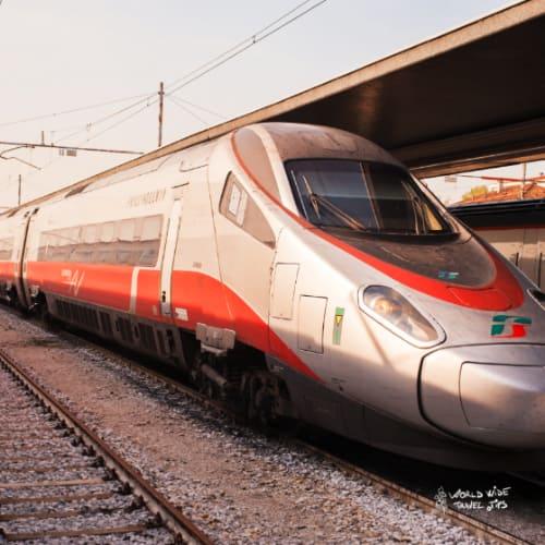 Italy Train Cinque Terre