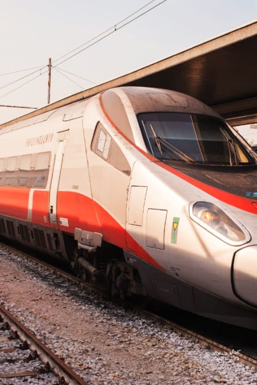 Italy Train from Cinque Terre to Milan