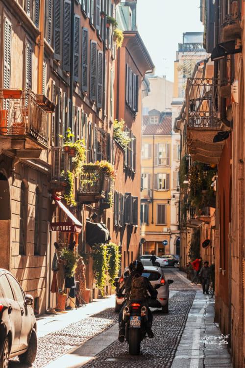 Italy rent a car for Lake Como