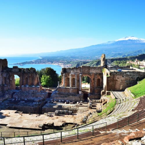 Sicily what to visit Mount Etna Italy