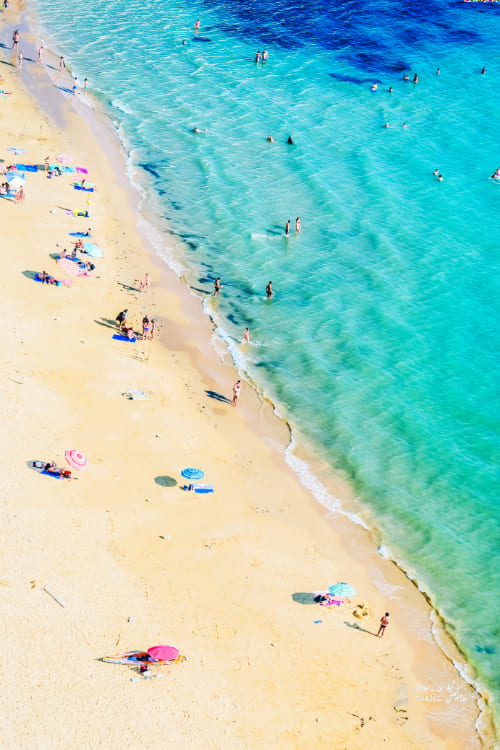 Sicily beach Italy