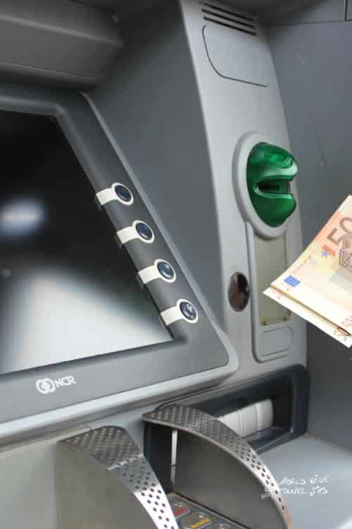 Good ATM for Netherlands currency
