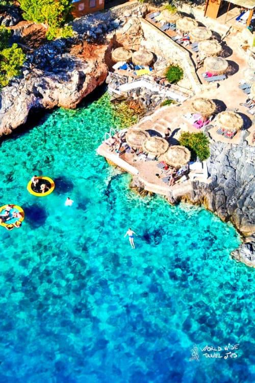 Agistri Athens Greece Aponissos beach