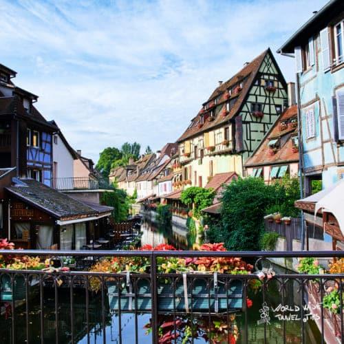 Alsace France Village