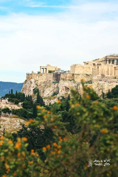 Athens Acropolis Hill Greece Museum Athens in 5 days