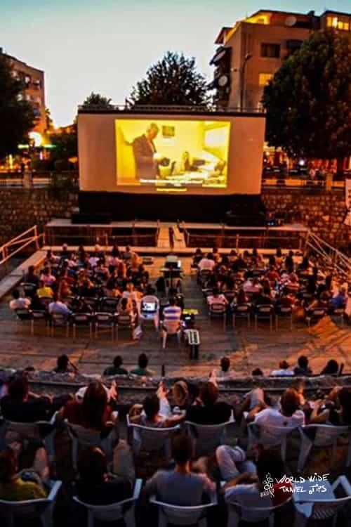 Athens Open air Cinema