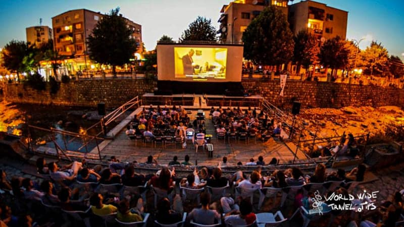 Athens Open air Cinema