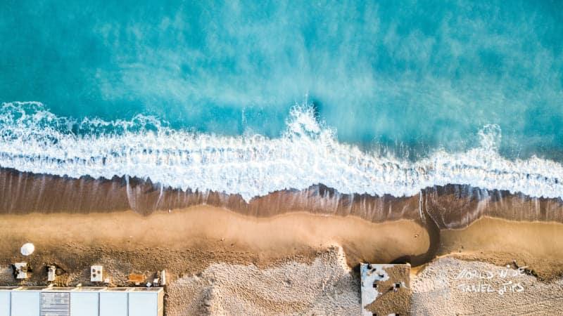 Cannes France Beach