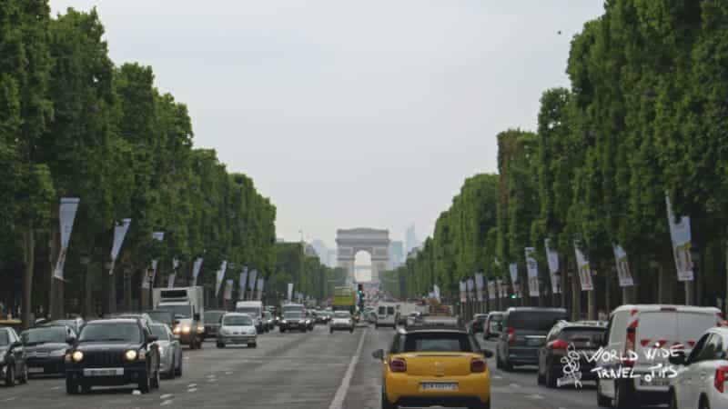 Paris Skip-the-Line Arc de Triomphe Rooftop Tickets