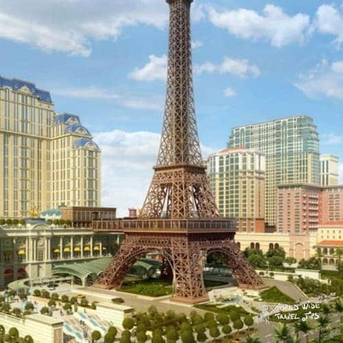 Eiffel Tower Replica China Macao