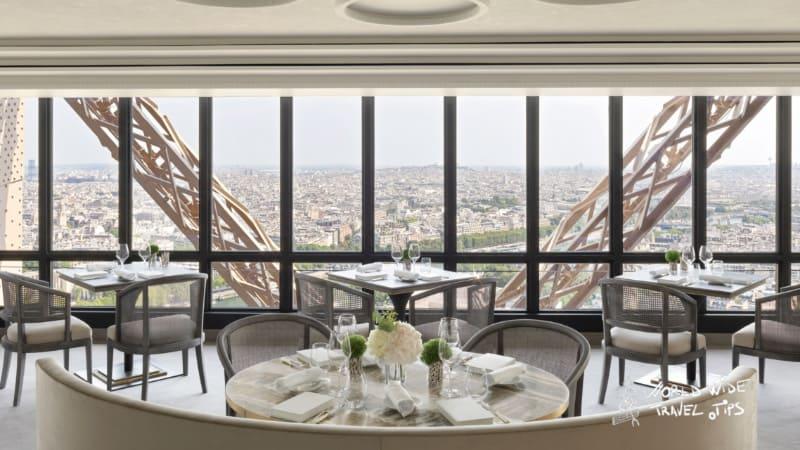 Eiffel Tower Restaurant Paris