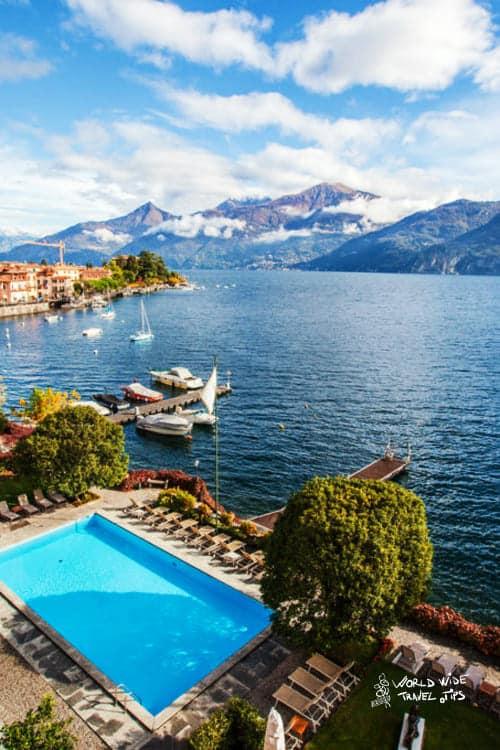 Grand Hotel Menaggio Lake Como Italy