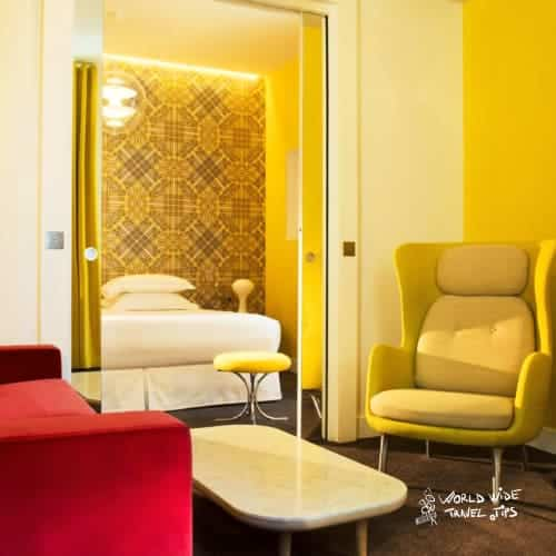 Hotel Dupond Smith Paris
