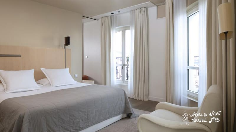 Hotel de Nell room