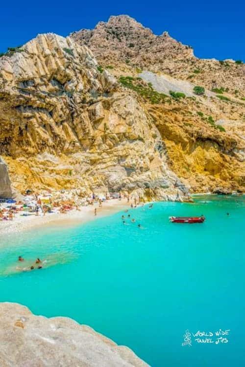 Ikaria Beaches Greece