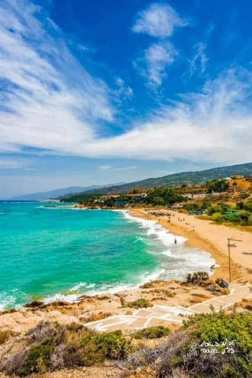 Ikaria Beaches in Greece