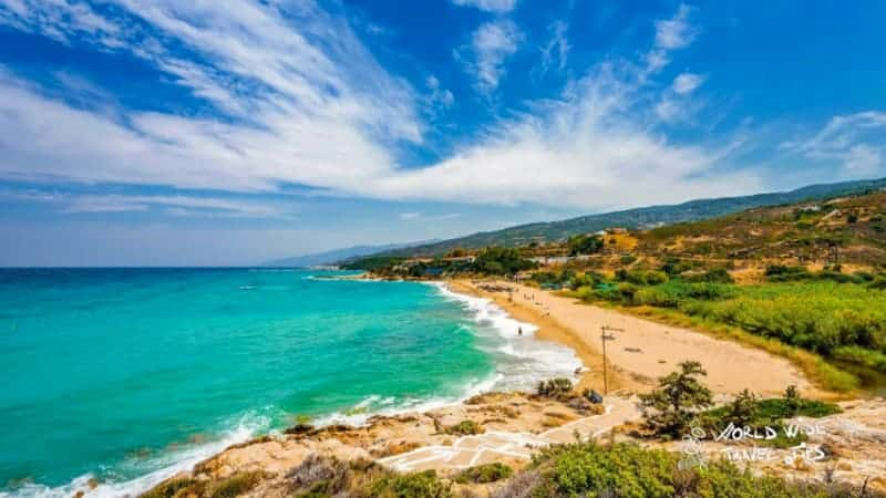 Ikaria best Beaches in Greece in October