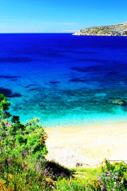Kape Beach Athens Greece unusual things to do in Athens