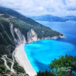 Kefalonia Greece Holiday Myrtos