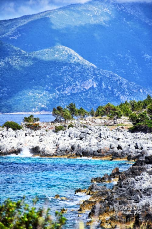Kefalonia Greece top greek islands to visit in early October