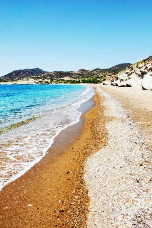Kimolos Beaches Greece Chora