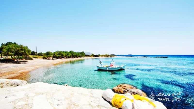 Kimolos Beaches Greece