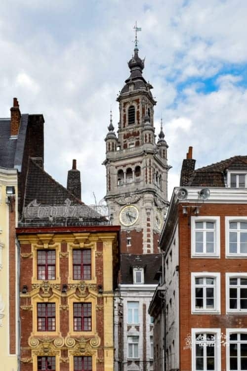 Lille France Architecture