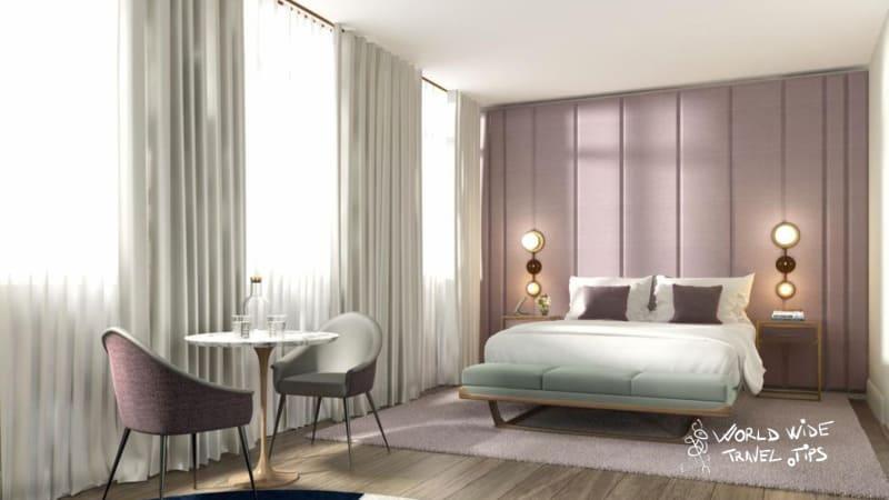 Maison Breguet Paris Hotel Room