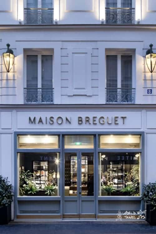 Maison Breguet Paris Hotel