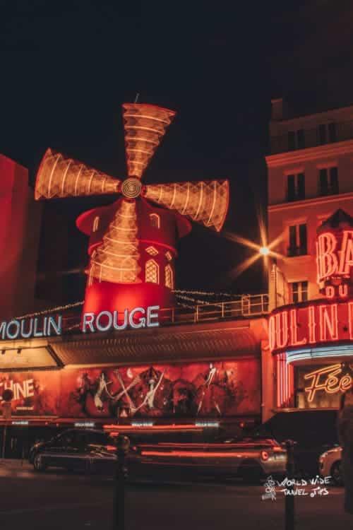 Moulin Rouge Paris