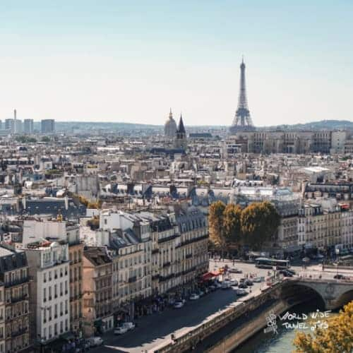 What to see in Paris France