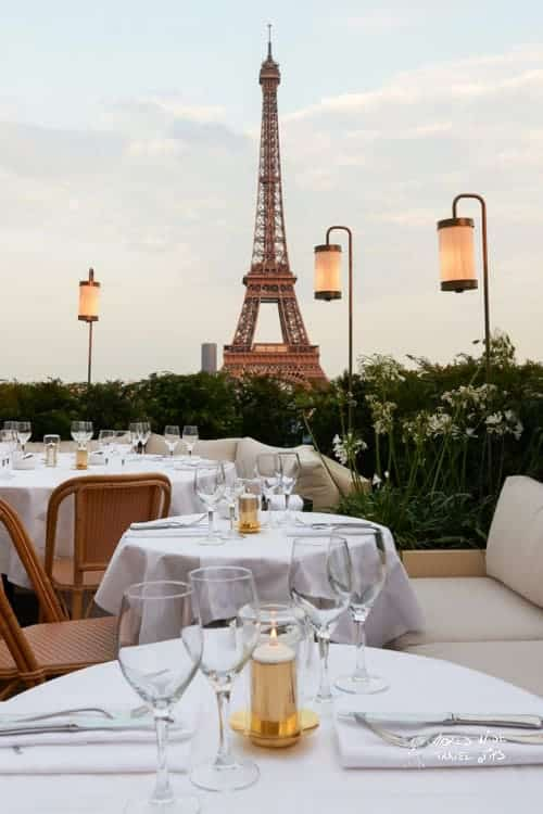 Paris Restaurant Eiffel Tower