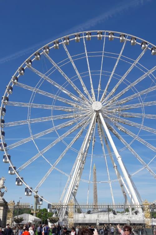 Place de la Concorde Ferris Wheel